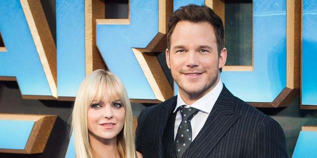 Anna Faris said that she felt her 'hand was forced' when divorcing Chris Pratt. (Photo by Samir Hussein/WireImage)