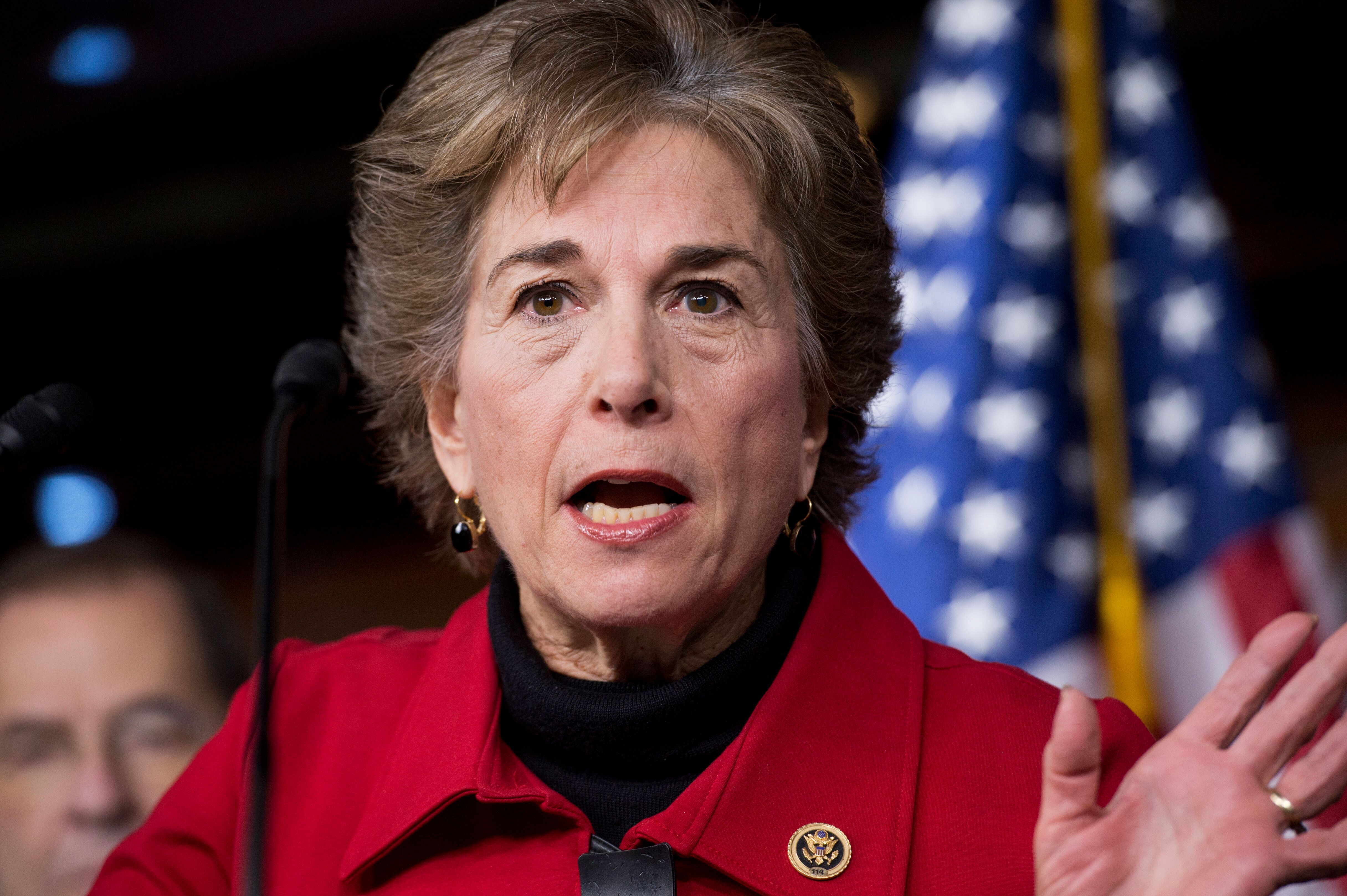 Rep. Jan Schakowsky (D-Ill.) spearheaded a letter calling for President Joe Biden to waive patents preventing developing coun