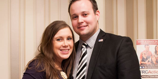 Josh Duggar will reportedly not be allowed to return to his home with wife Anna and their six children if he is released on bail.(Photo by Kris Connor/Getty Images)