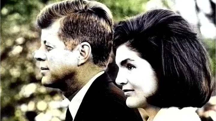 Jackie Kennedy Onassis battled PTSD after JFK's death