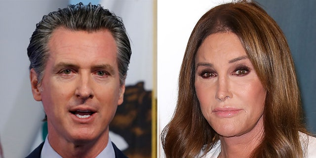 Caitlyn Jenner wants to oust the current Democratic Cali. governor Gavin Newsom.
