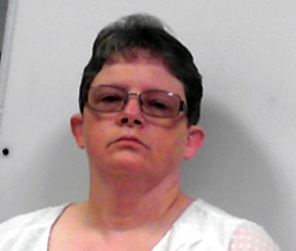 Reta Mays, a former nursing assistant who killed seven elderly veterans with fatal injections of insulin at a West Virg