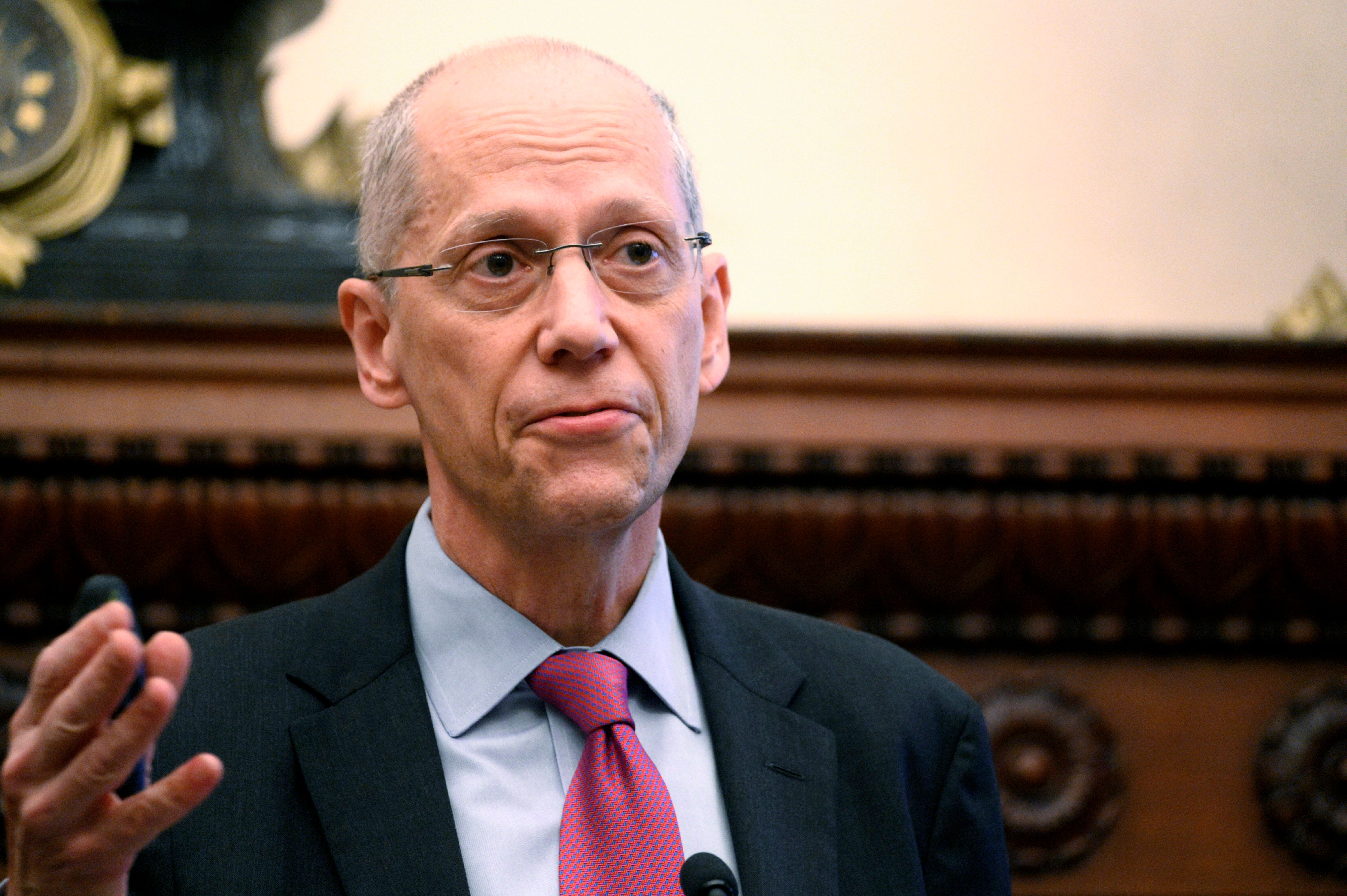 Dr. Thomas Farley, former health commissioner of Philadelphia, was forced to resign effective immediately on Thursday.