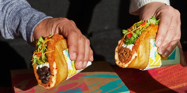 """Taco Bell said this week that it will be removing the Quesalupa from its menus """"later this month."""""""