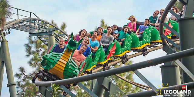 Legoland New York is allowing guests to visit the new theme park for preview openings starting May 29.