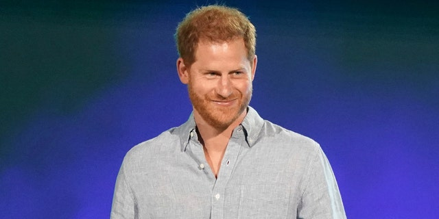 Prince Harry revealed that his family turned a blind eye when asked for help. (Associated Press)
