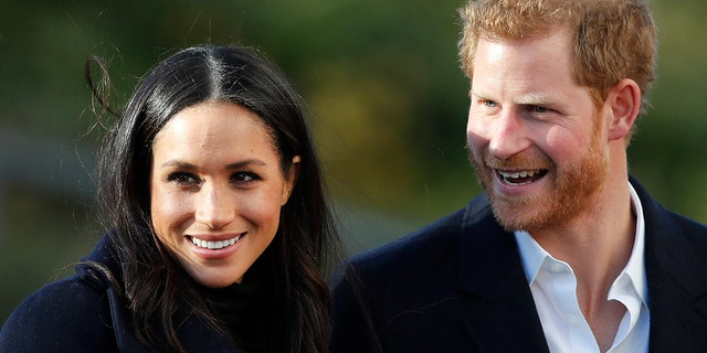 Prince Harry and Meghan Markle now live in California. (Associated Press)