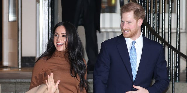 The Duke and Duchess of Sussex reside in the coastal city of Montecito, Calif. following their decision to step back as senior working members of the royal family.