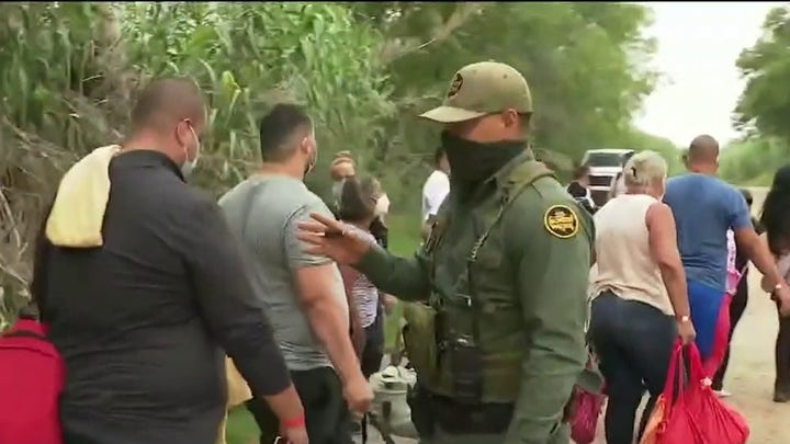 Smugglers employ 'specific strategy' to tie up border patrol resources