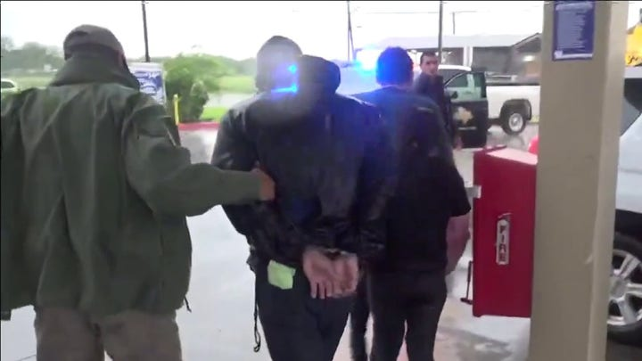 Fox team covers inside perspective of Biden's border crisis