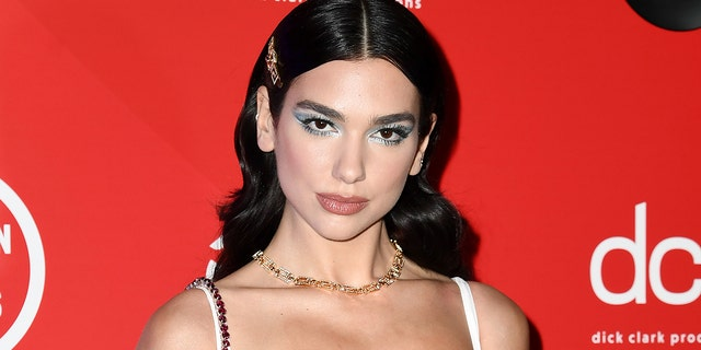Dua Lipa spoke out after she was accused of anti-Semitism.