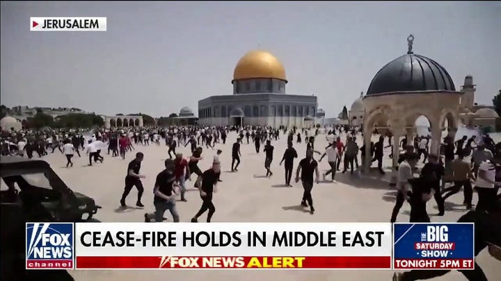 Cease-fire holds in Middle East