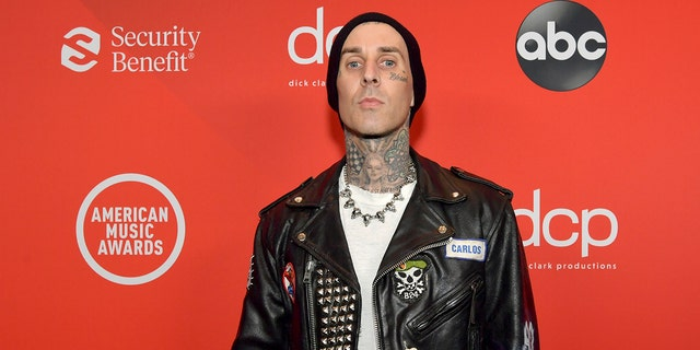 Travis Barker survived a plane crash in 2008 that killed four people.