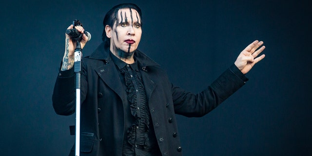 Marilyn Manson's attorney slammed allegations that Manson shot 'snot' at a cameraperson as 'ludicrous' in a statement to Fox News.