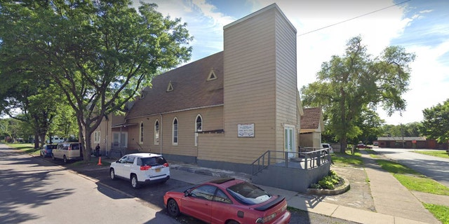 Police said a shooting occurred around 8 p.m. at this church in Rochester, New York, called Iglesia Ebenezer.