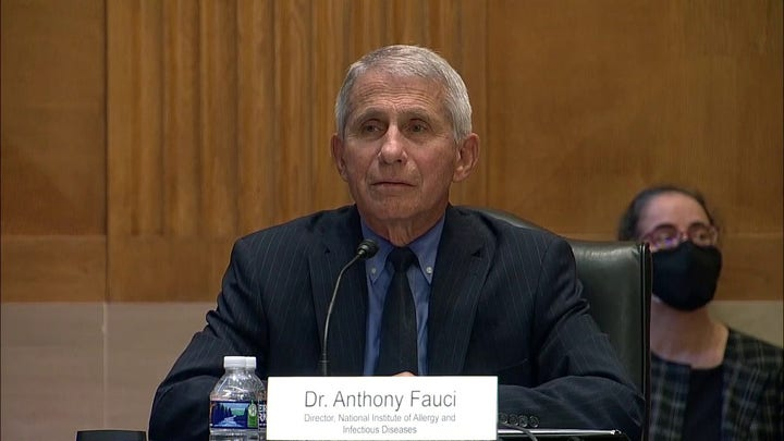Sen. Kennedy grills Dr. Fauci on Wuhan lab funding, origins of COVID-19