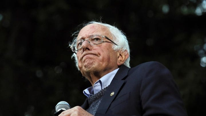 Bernie Sanders' comments on Israel are 'shameful': Thiessen