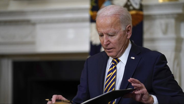 Republicans question Biden's influence over infrastructure negotiations