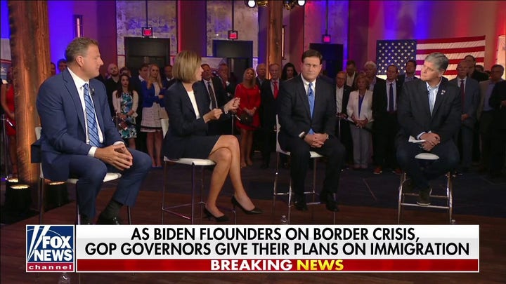 Hannity's RGA panel discusses COVID bailouts for Democratic states