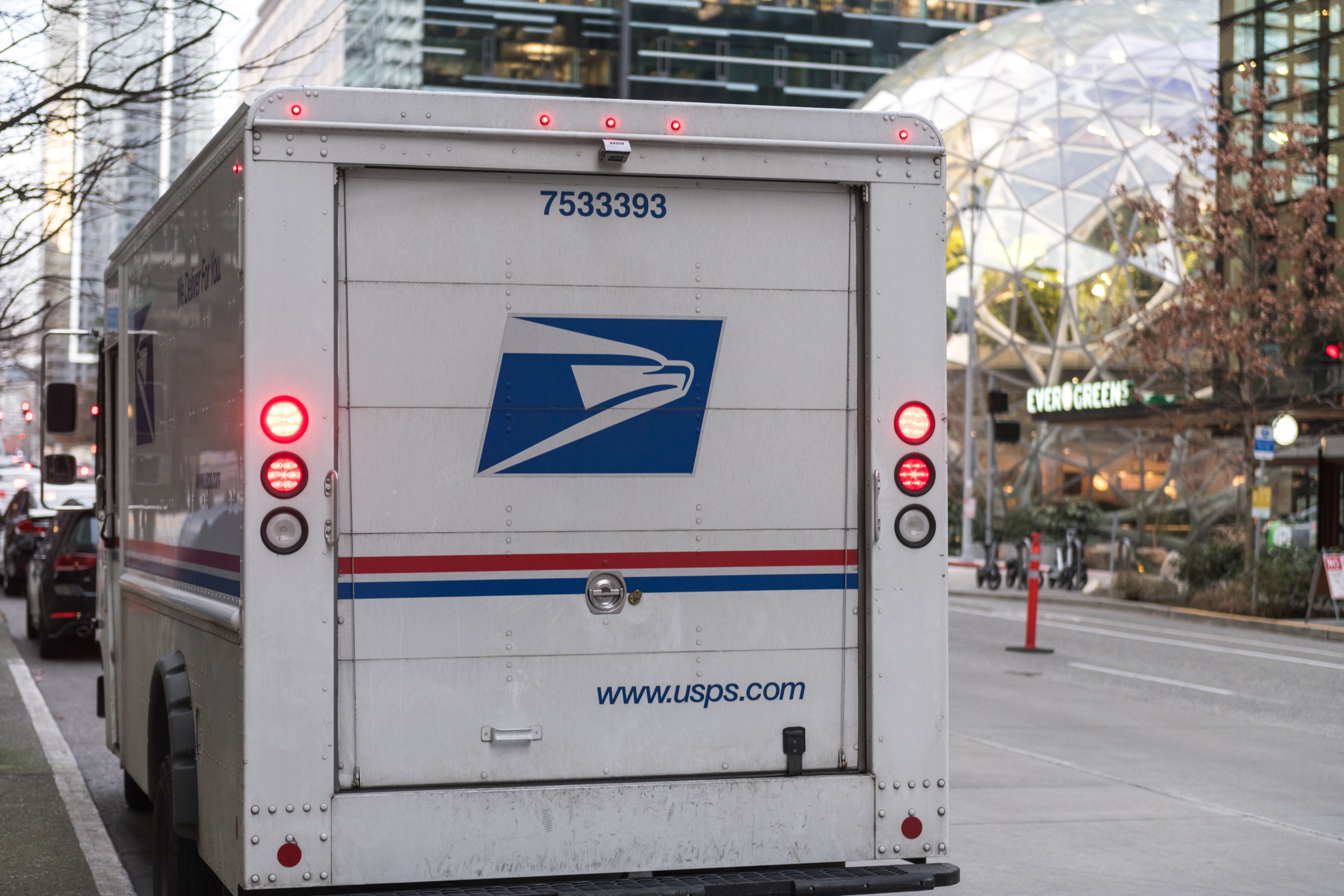When the mail isn't reliable, it creates an opening for those who want to erode trust in the U.S. Postal Service and in