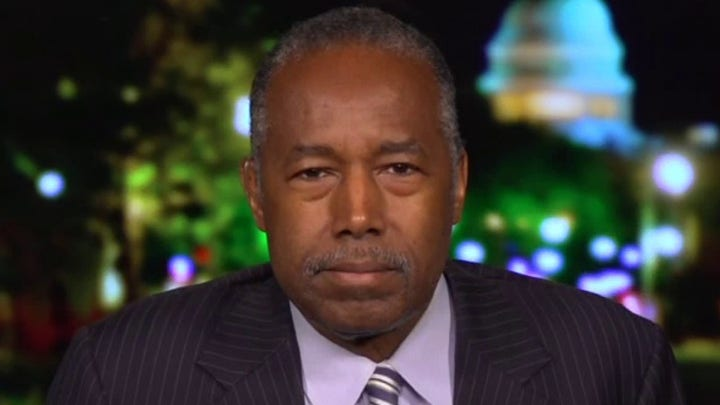 Ben Carson warns: We are creating a 'monstrous' problem for ourselves