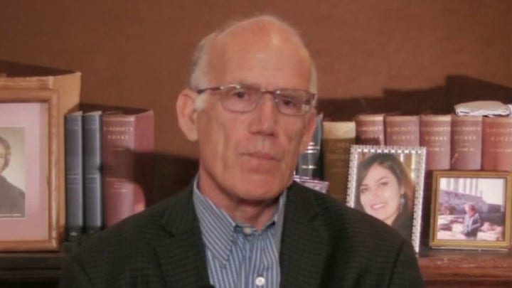Victor Davis Hanson argues coronavirus science was perverted for ideological and financial reasons