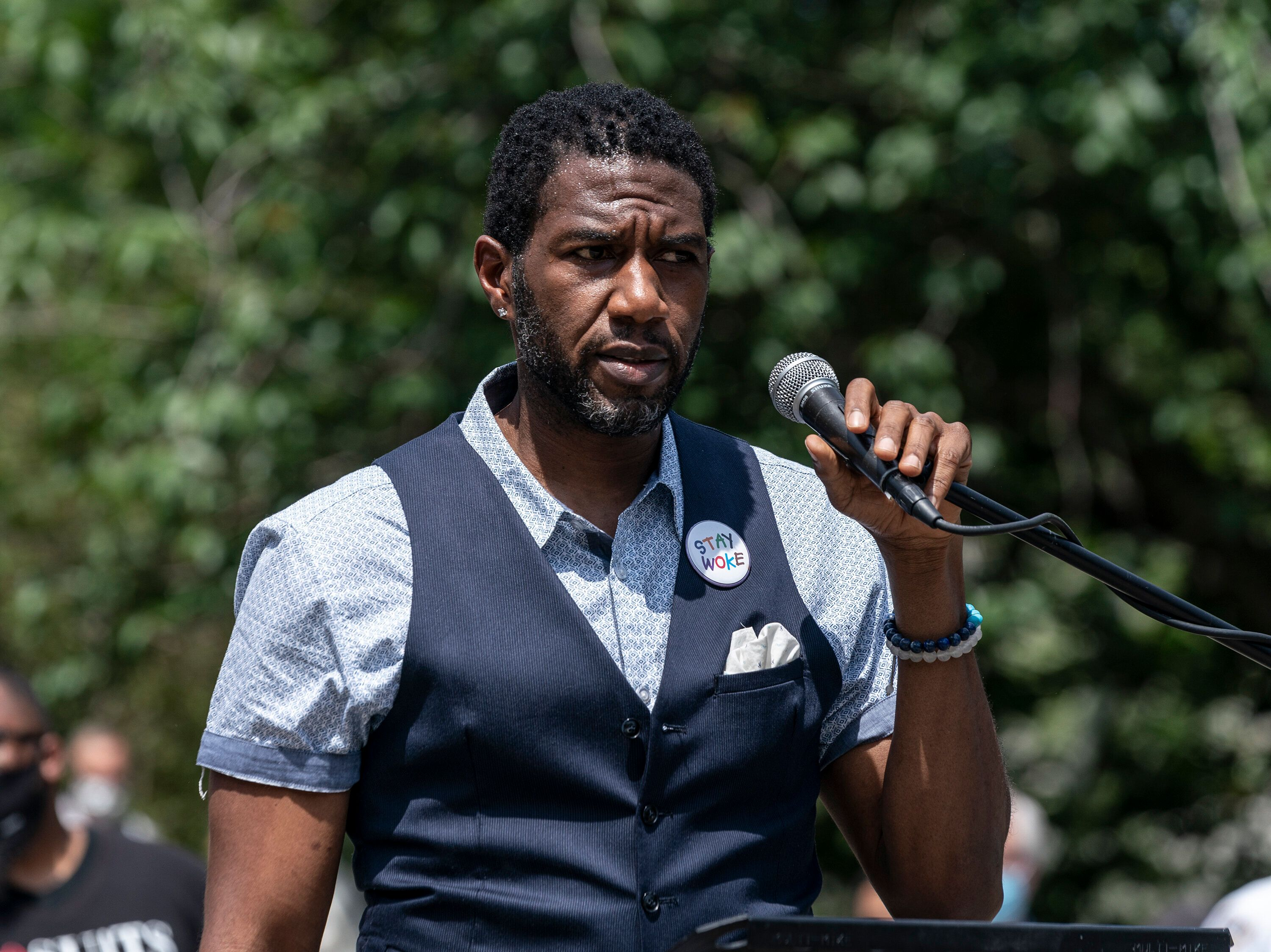 NYC Public Advocate Jumaane Williams, an outspoken critic of police misconduct, maintains that progressive politicians can ar