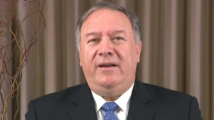 Pompeo: 'Enormous evidence' that COVID-19 may have escaped from Wuhan lab