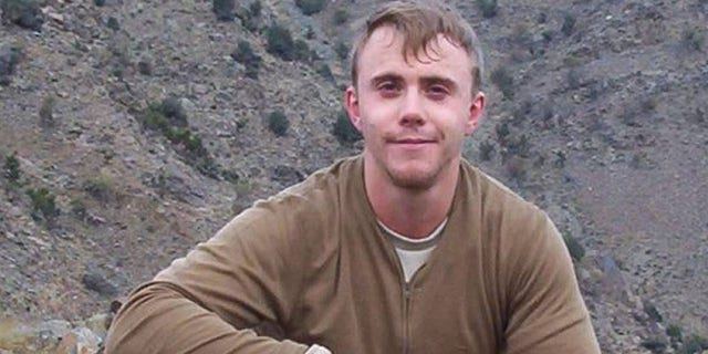 """Staff Sgt. Robert Miller's """"heroism and selflessness [went] above and beyond the call of duty, and at the cost of his own life, the Army says. (U.S. Department of Defense)"""