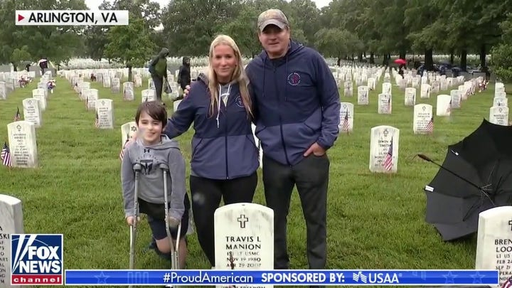 The sister of Travis Manion, a Marine who died in combat in Iraq, says 'every day is Memorial Day'