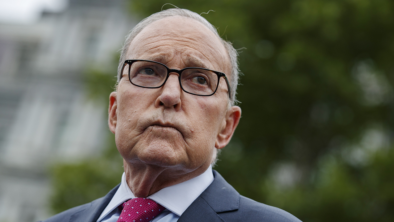 FOX Business' Larry Kudlow reacts to the April jobs report.