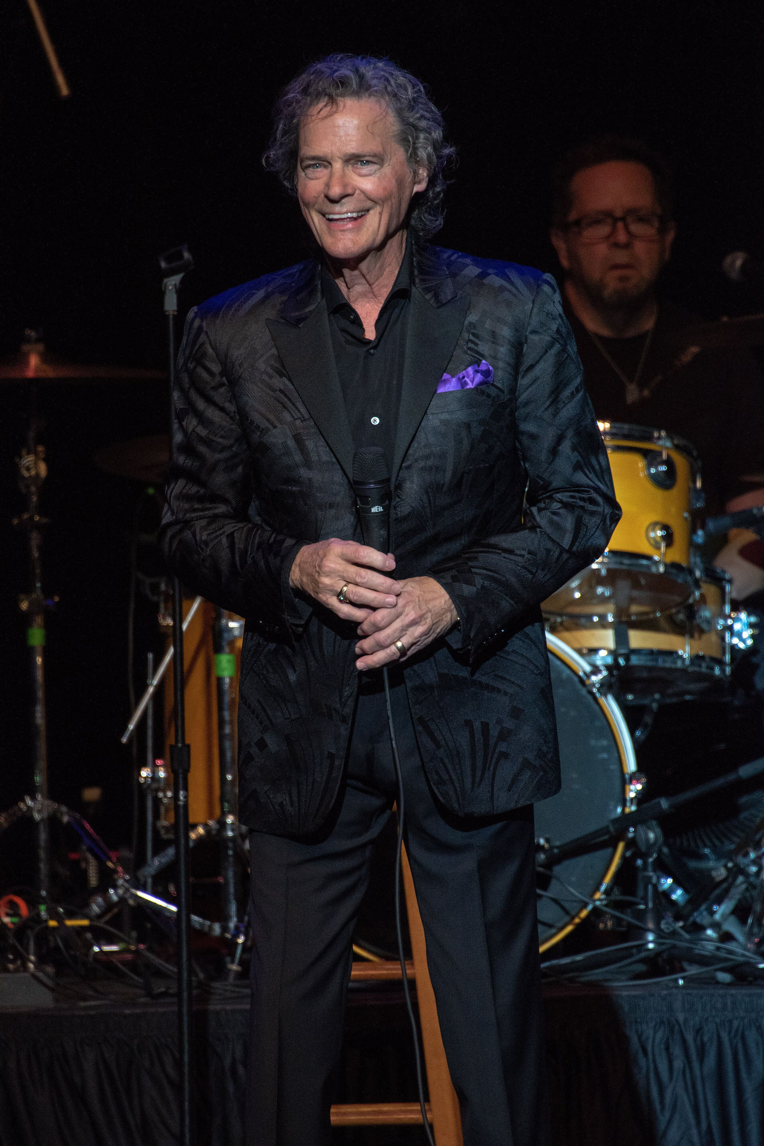 """B.J. Thomas, a five-time Grammy recipient, performs some of his legendary songs including """"Raindrops Keep Falling On My Head"""""""