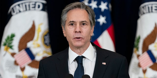 Secretary of State Antony Blinken heads to Costa Rica for discussions on the migrant crisis with Central American diplomats Tuesday.