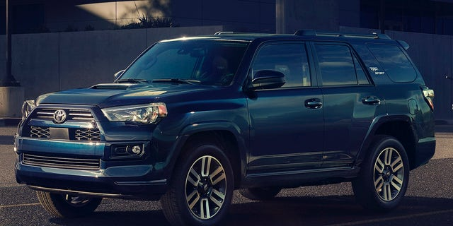 The Toyota 4Runner TRD Street is a new on-road-focused version of the SUV.