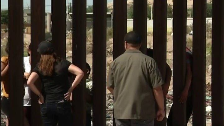 Congressional delegation denied access into migrant holding center
