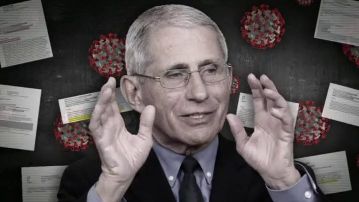 Leaked emails reveal Dr. Fauci was 'screaming' over Gov. DeSantis' policies