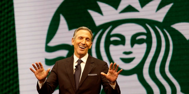 Celebrities took to Twitter to mock Howard Schultz over his presidential ambitions.