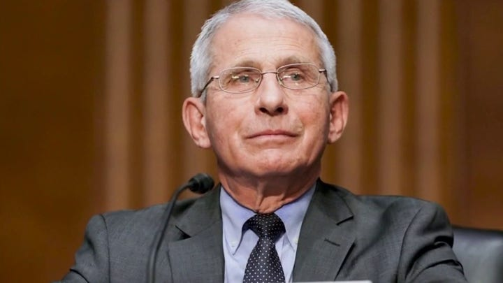 'The Five' rip Fauci for refusing to call out China amid email 'scandal'