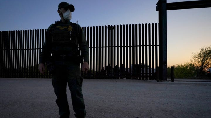 Migrant child left behind because he 'couldn't keep up': Border Patrol chief