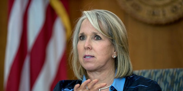 New Mexico Gov. Michelle Lujan Grisham. (Associated Press)