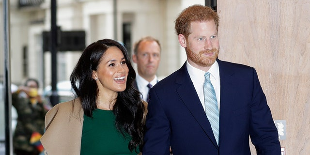 """Meghan Markle and Prince Harry welcomed their second child on Friday, a baby girl named Lilibet """"Lili"""" Diana Mountbatten-Windsor, a spokesperson for the Duke and Duchess of Sussex said Sunday."""
