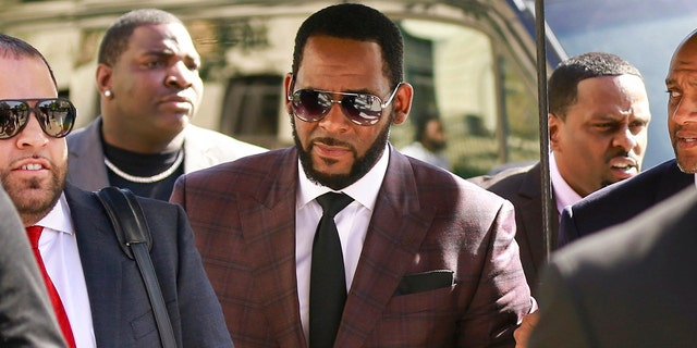 Two of R. Kelly's attorneys have filed to be removed from his counsel. (AP Photo/Amr Alfiky, File)