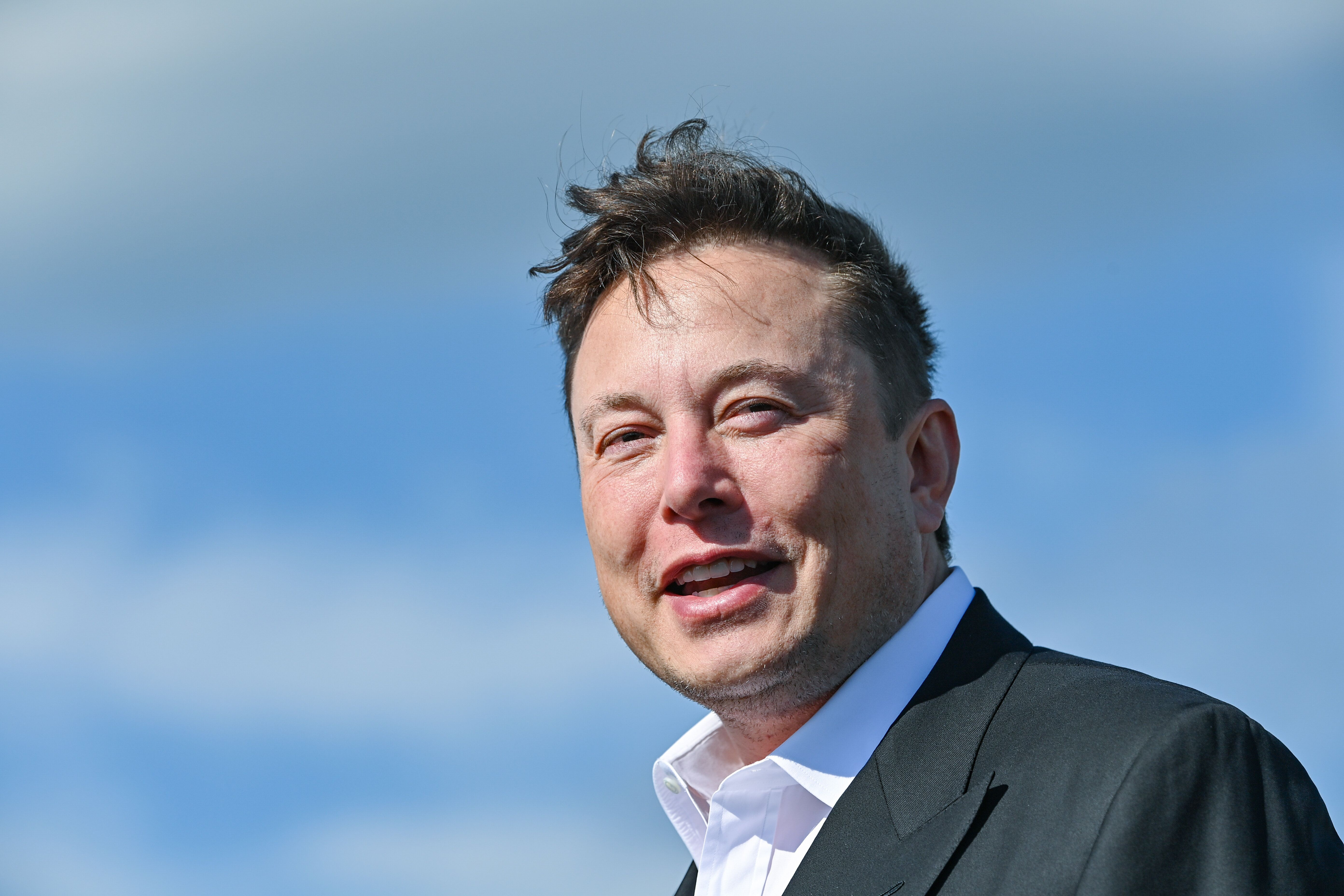 Elon Musk, head of Tesla. Photo: Patrick Pleul/dpa-Zentralbild/ZB (Photo by Patrick Pleul/picture alliance via Getty Images)