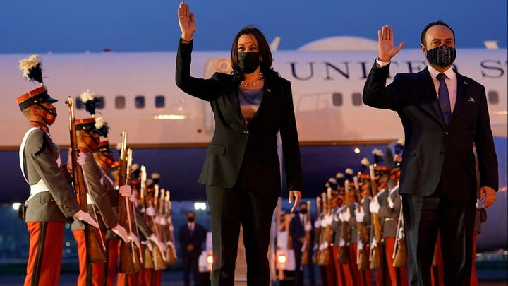 Kamala Harris' photo-op at border won't solve anything: KT McFarland