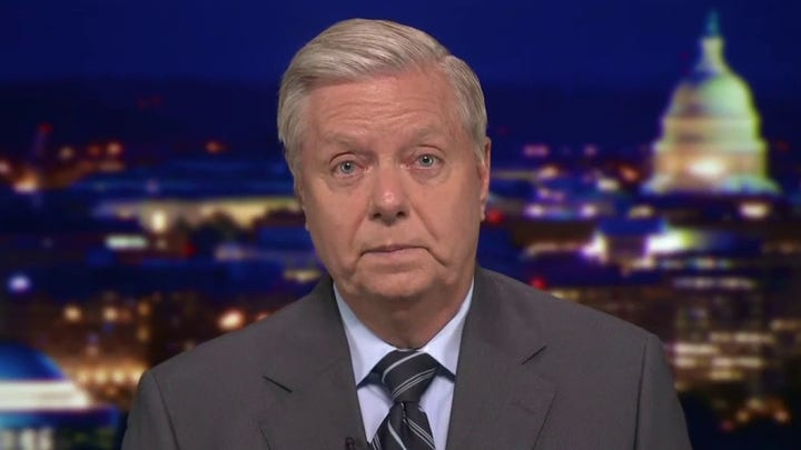 Lindsey Graham: Moderate Joe is 'dead and gone'