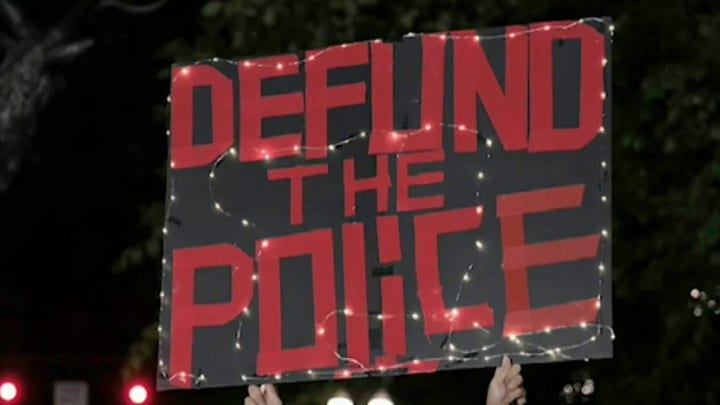 Virginia sheriffs ditch Democratic Party over 'defund the police' calls
