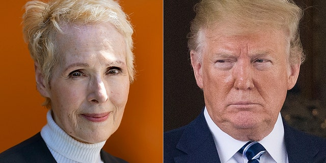 E. Jean Carroll, who accuses Trump of rape in a Bergdorf Goodman fitting room around 1995, is suing him for defamation.