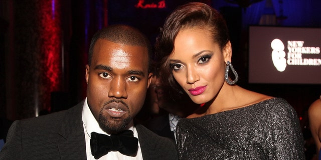 Before dating his future wife, West was in a relationship with model Selita Ebanks. (Photo by WILL RAGOZZINO/Patrick McMullan via Getty Images)