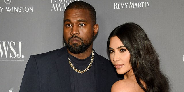 Kim Kardashian and Kanye West have been married since 2014, but are in the midst of a divorce.