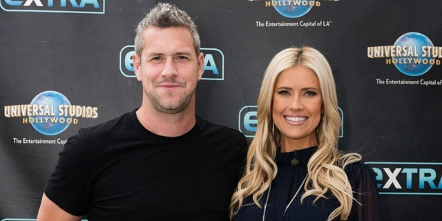 Ant Anstead (L) and Christina Haack (R) split in Sept. 2020 after less than two years of marriage.